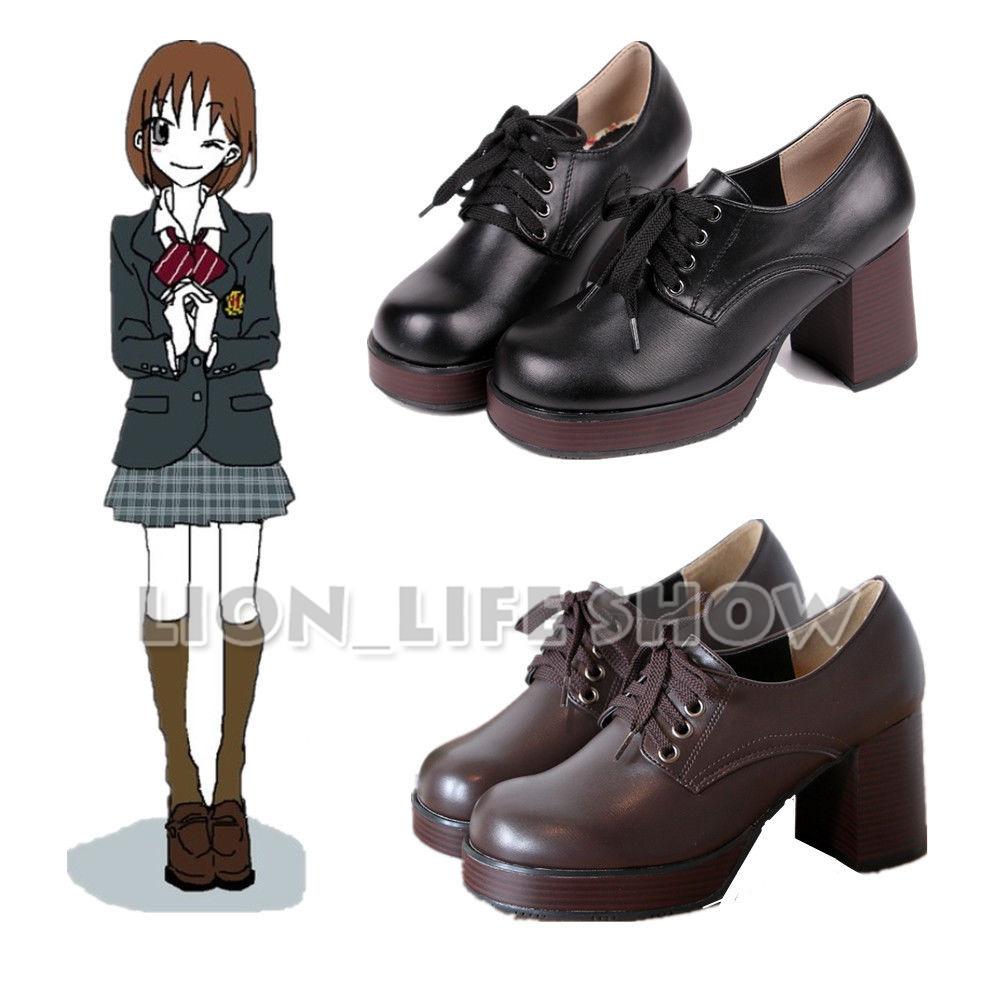 Cosplay High Top Shoes