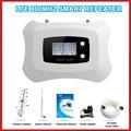 Smart! LTE 4G 800 mhz sinal de Celular booster/Amplificador/repetidor! Display LCD + O Mais Inteligente da Velocidade sistema de Antena Yagi + Caneta