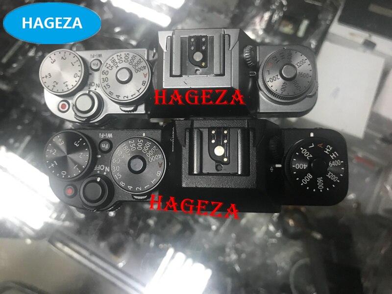 Test d'origine ok pour FUJI XT1 X-T1 couvercle supérieur pour FUJI X-T1 couvercle supérieur puissance Swich obturateur bouton appareil photo pièce de réparation