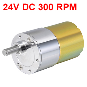 sourcing map 12V DC 5 RPM Gear Motor High Torque Electric Reduction Gearbox Eccentric Output Shaft Motors Toys & Games
