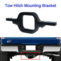 Receiver Trailer Towing Tow Hitch Light Mounting Bracket Mount System 2 Dual Leds Reverse Rear Search