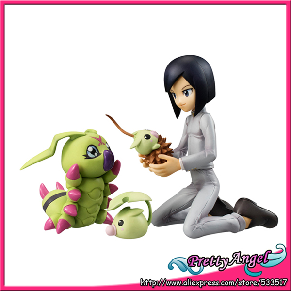 Taichi Yagami & Agumon Megahouse G.E.M Series Digimon Adventure Tai Kamiya