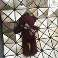 Кролик медведь Брелок Мех Брелок Сумка Шарм Подвеска Автомобиля Крышка Клавиатуры Брелок Женщины Chaveiro Брелки Сумочка Брелки 1 шт.