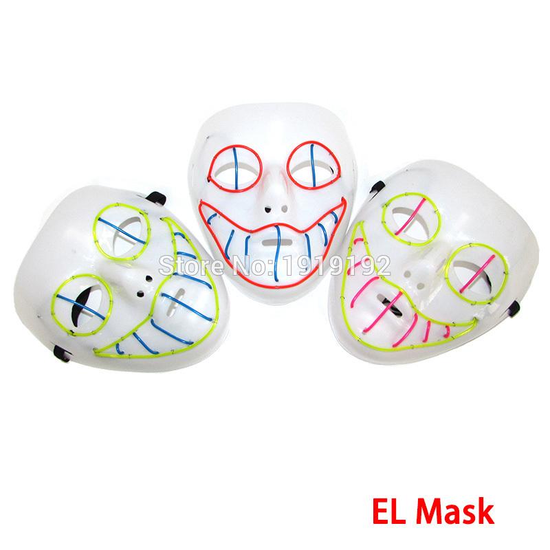 HTB1hWfBRVXXXXa0XFXXq6xXFXXXo - Mask Light Up Neon LED Mask For Halloween Party Cosplay Mask PTC 260