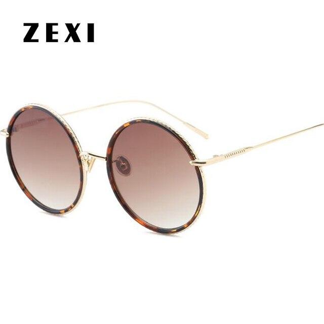 Sun John Logo Designer Us17 82zexi Sunglasses Glasses Brand Df0020 In Oversized With Trend Round Men From Unisex Lennon 2017 Goggles FTKJ3lc1