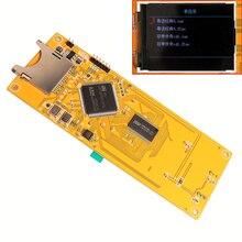 DSD STM32F407ZET6 SD numérique sans perte cadran I2S sortie soutien 16Bit 24Bit 32Bit 192 K VAGUE FLAC APE lecteur