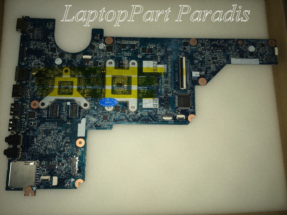 For  DA0R12MB6E0 REV E laptop motherboard For Hp Pavilion G4 G6 G7 636372-001 main coard медицинские препараты