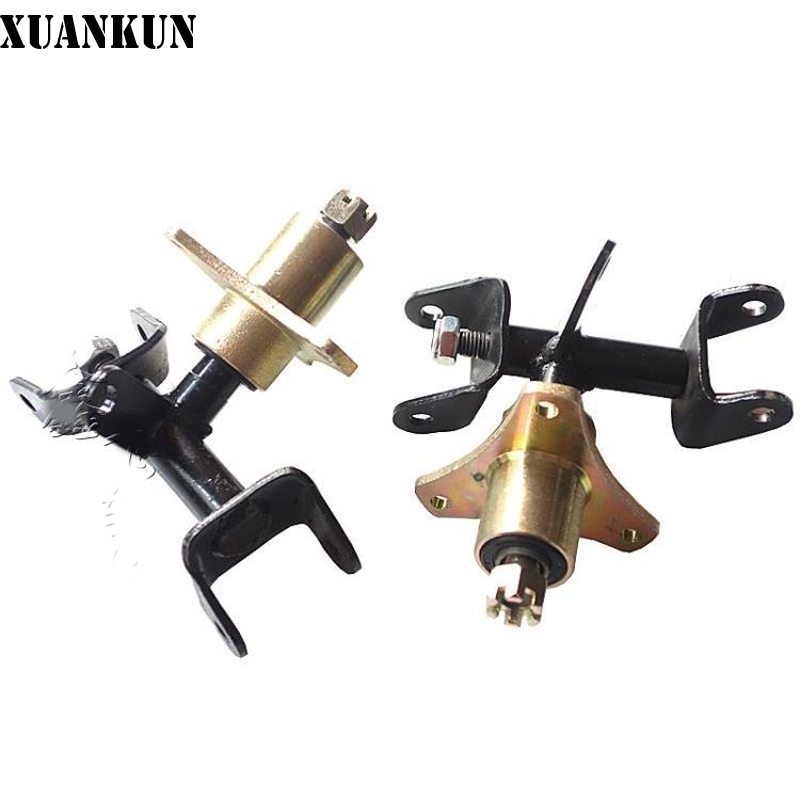 XUANKUN  Beach Car Horns 3 - Hole   Beach Car Motorcycles Modified Horns Rotating Body Flange Seat