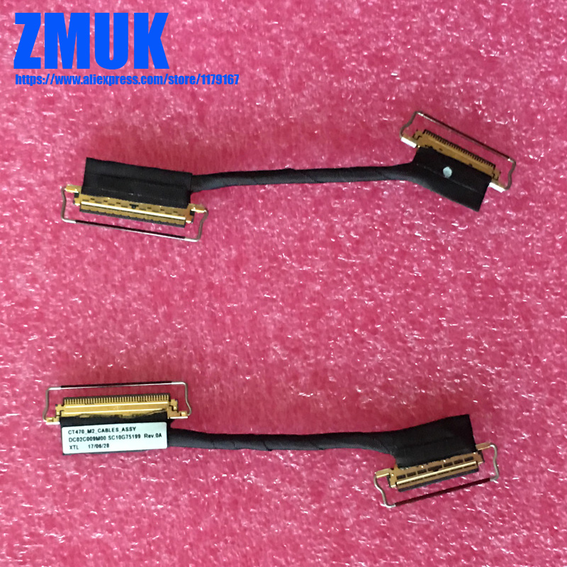 New Original M.2 SSD Cable For Lenovo ThinkPad T470 Series,P/N 00UR496 DC02C009M00 SC10G75199 new lp2k series contactor lp2k06015 lp2k06015md lp2 k06015md 220v dc