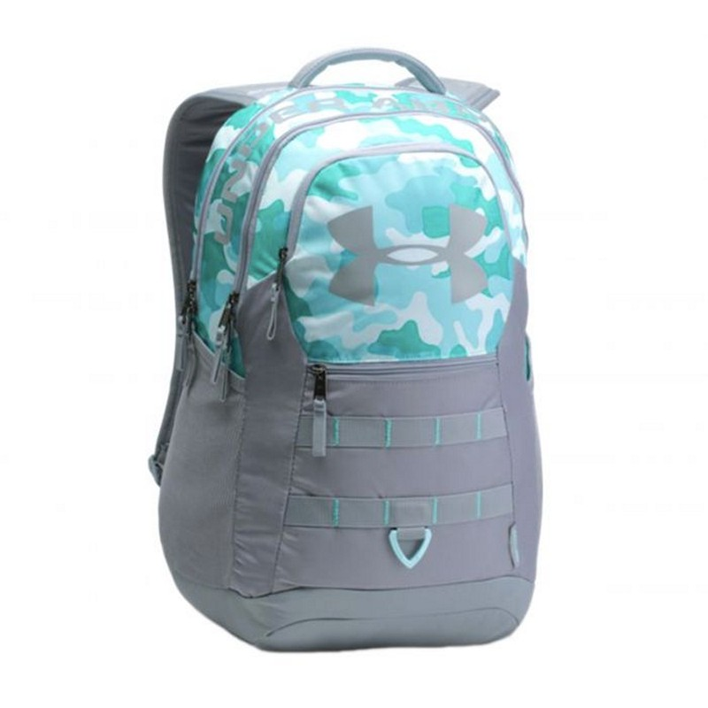 Фото - City Jogging Bags Under Armour 1300296-942 for female woman backpack sport school bag TmallFS women school bags floral printing leather backpack for teenage girls travel small backpacks mochila feminina rucksack bagpack