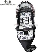 Мода детская пеленка-подкладка г. 2018 новый дешевая детская коляска подушки хлопок Коляска Pad сиденья для Детские коляски интимные аксессуары
