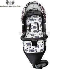2018 moda Baby pieluchy pad nowe tanie Baby wózek poduszki bawełna wózek pad Seat Pad dla niemowląt wózki spacerowe akcesoria tanie tanio Poduszka siedziska Baby wózek pad Seat 19-24M 13-18M 10-12M 0-3M 4-6M EN ASTM CUD BABY Stroller Accessories Baby Trolley Mat