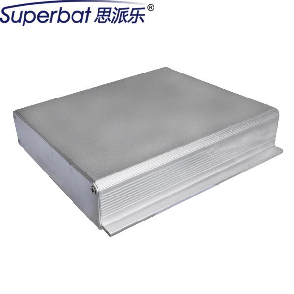"""Superbat Grande De Aluminio 160*155*34mm Caja de Conexiones Electrónica Instrumento DAC Amplificador PCB DIY Caso Caja 6.28 """"* 6.08"""" * 1.34"""""""