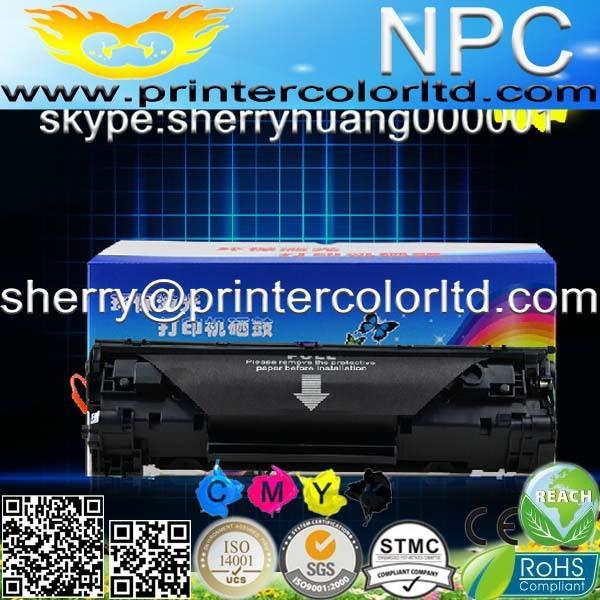 toner for HP 285A Bk laser toner cartridge ceramic toner for Canon CRG 725 525 925 LBP 6000 MF 3010 (1600 pages) low shipping image