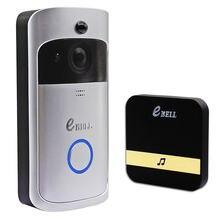 Новый wi fi видеодомофон дверной звонок полный дуплекс голос