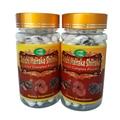 1 Garrafa Cogumelo Complexo (Maitake, Reishi, Shiitake) Extrato 30% Polysaccharide 500 mg x 90 Cápsulas livre grátis