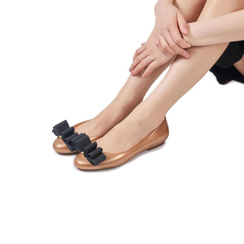 Melissa Scarpe Da Donna di Modo di Estate 2019 Scarpe Da Donna E Sandali Della Signora Scarpe Delle Signore Delle Donne Sandali Piani Delle Donne Casual Scarpe