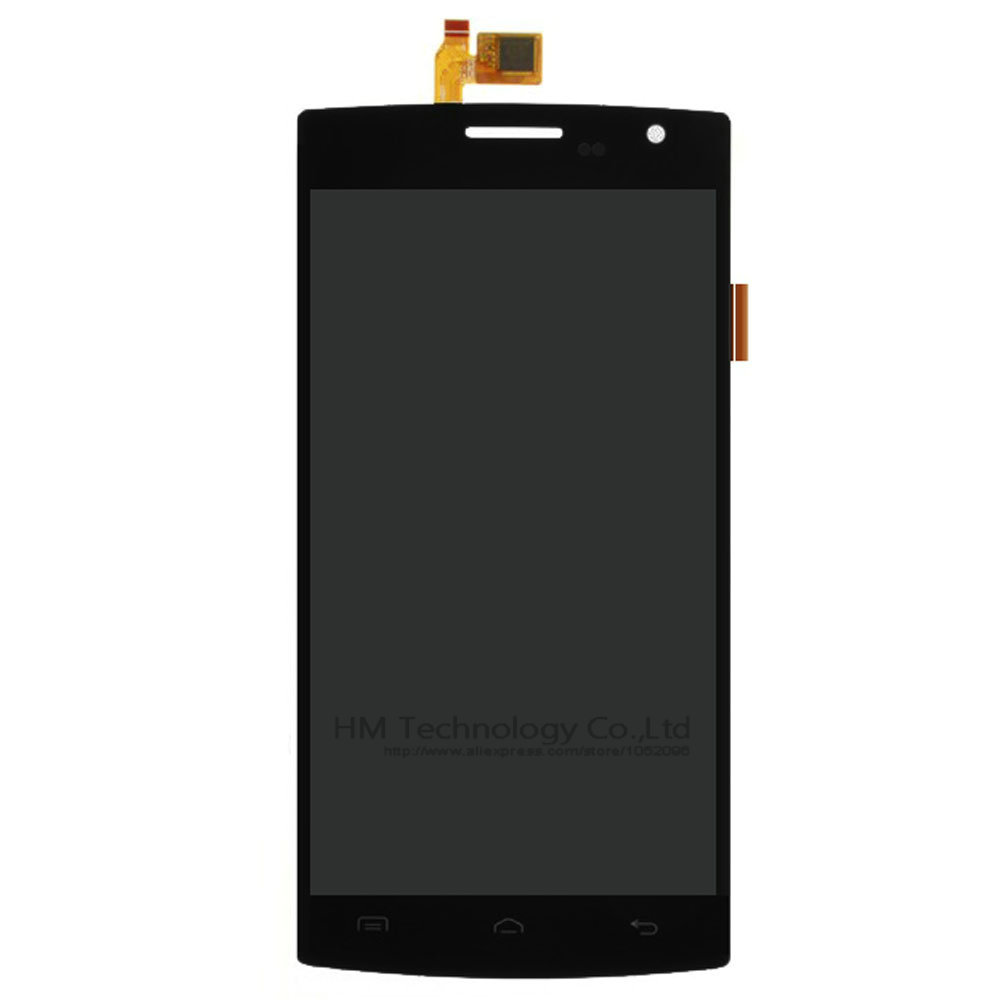 5 5 Black LCD TP for Doogee Kissme DG580 LCD Display Touch Screen Digitizer Assembly Phone