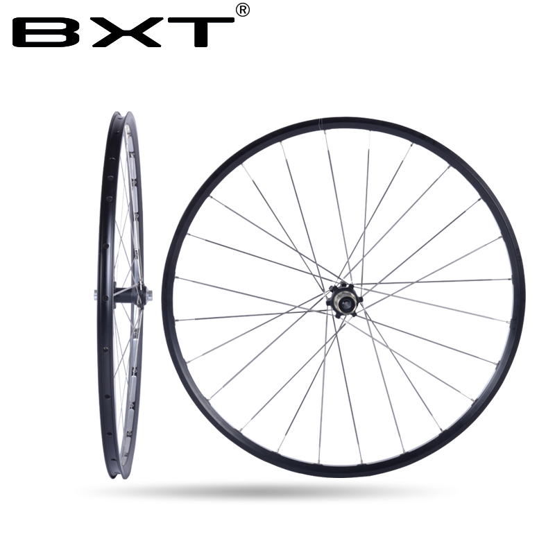 27.5er 29er MTB Mountain Bike Wheelsets 4 Bearing Hub Bike Parts Bike Aluminum Alloy Wheel 29Sets 28Holes Cycling Wheels стоимость