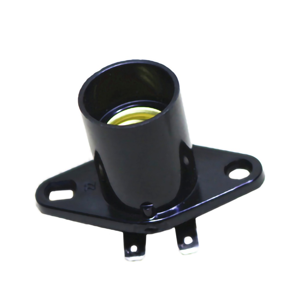 Home Appliance Parts Symbol Of The Brand 1pcs E14 Led Lamp Holder Adapter 220v Light Microwave Oven Parts 4cm Wide Curved Foot High Temperature Resistant Lamp Holder New Supplement The Vital Energy And Nourish Yin Kitchen Appliance Parts