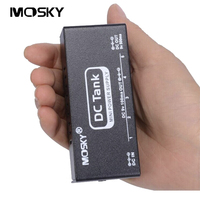 Mosky DC Tank Mini Guitar Effects Pedal Power Supply With 6 Isolated Outputs For Six 9V