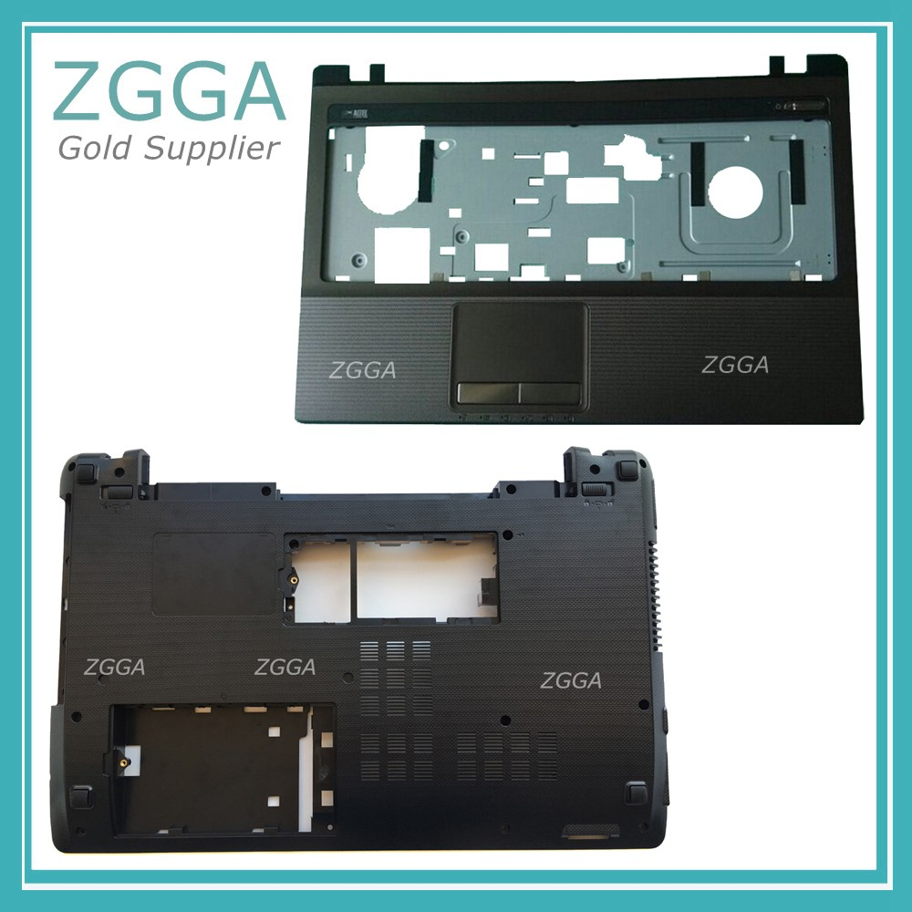 Genuine Palmrest &Base Cover NEW FOR Asus A53T K53U K53B X53U K53T K53 X53B K53TA K53Z K53TK 13GN5710P040-1 Laptop Bottom Case