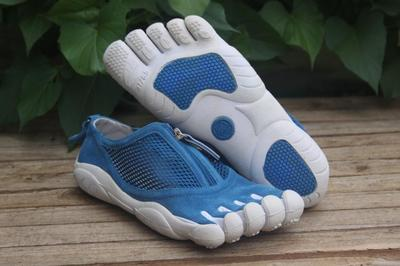 Women 5 Fingers Outdoor GYM walking shoes females non-slip cowhide leather Lightweight climbing Sneakers ladies 5 TOE Shoes