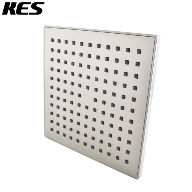 Kes 8 Inch Extra Big Rainfall Shower Head Square Replacement Part