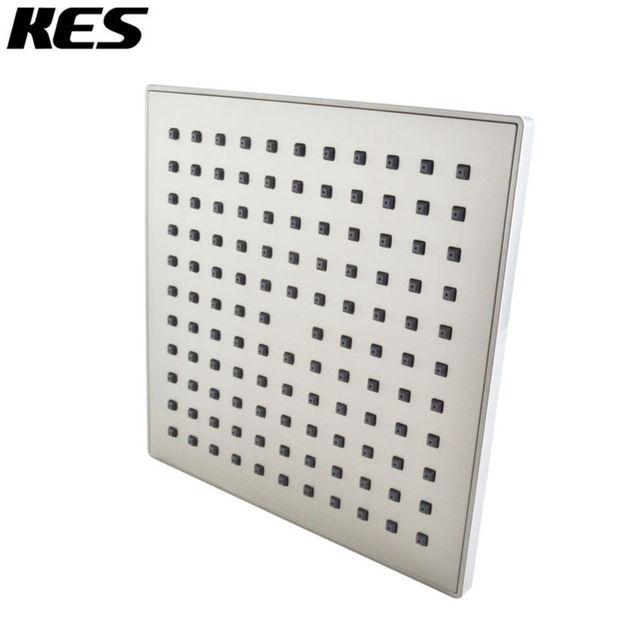 Extra velká sprchová hlavice ve tvaru čtverce, náhradní díl pro systém J307-2