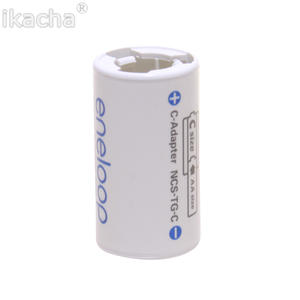 For All Types Sanyo Ene Loop Battery Adaptor Converter NCS TG C AA R6 To R14