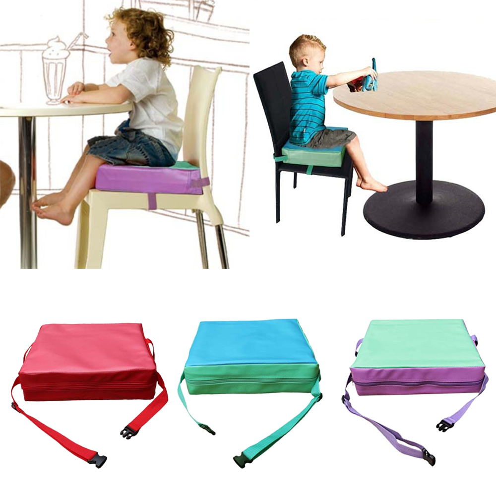 Bargain Baby Chair Increased Pad Booster Seat Oxford Cover Sponge ...