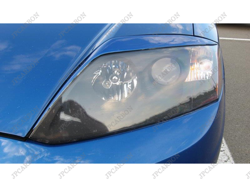 Unpainted Fibergl Headlight Eyebrows Eyelids Covers For 2003 2006 Hyundai Tiburon Coupe 2004 2005 In Mirror From Automobiles Motorcycles On