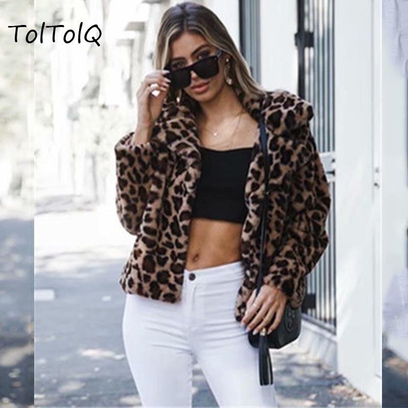 613a7eb99b61 Aliexpress.com : Buy Fashion Coat Woman Autumn Winter Monsoon Cotton Jacket  Club Party Long Cardigan Teddy Leopard Coat Sweater Oversized Sweater from  ...