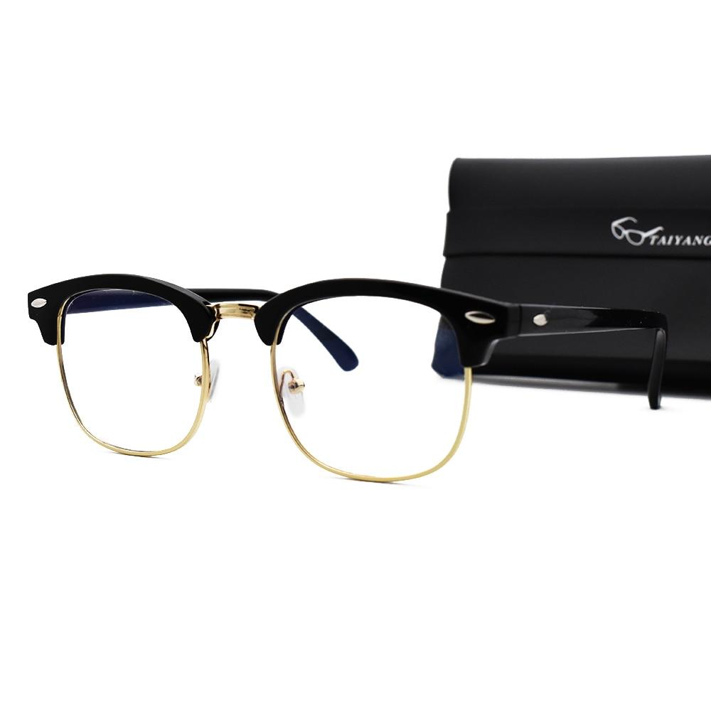 Anti-blau Blocking Computer Gläser Für Besser Nacht Schlaf Retro Rahmen Brillen Reduzieren Augen Migräne Kopfschmerzen Schlaflosigkeit Starker Widerstand Gegen Hitze Und Starkes Tragen