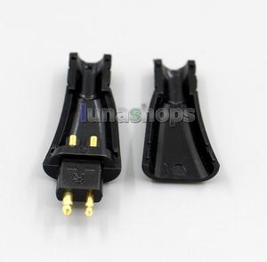 Image 3 - LN006399 auriculares pin auriculares DIY Audio personalizado Pin adaptador para FOSTEX original TH900 MKII MK2 TH909 TR X00 TH600 TH610