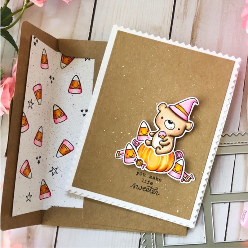Cute Animal Party Transparent Clear Silicone Rubber Stamps Set For DIY Scrapbooking Photo Album Cards Making Decor 2018 New Dies