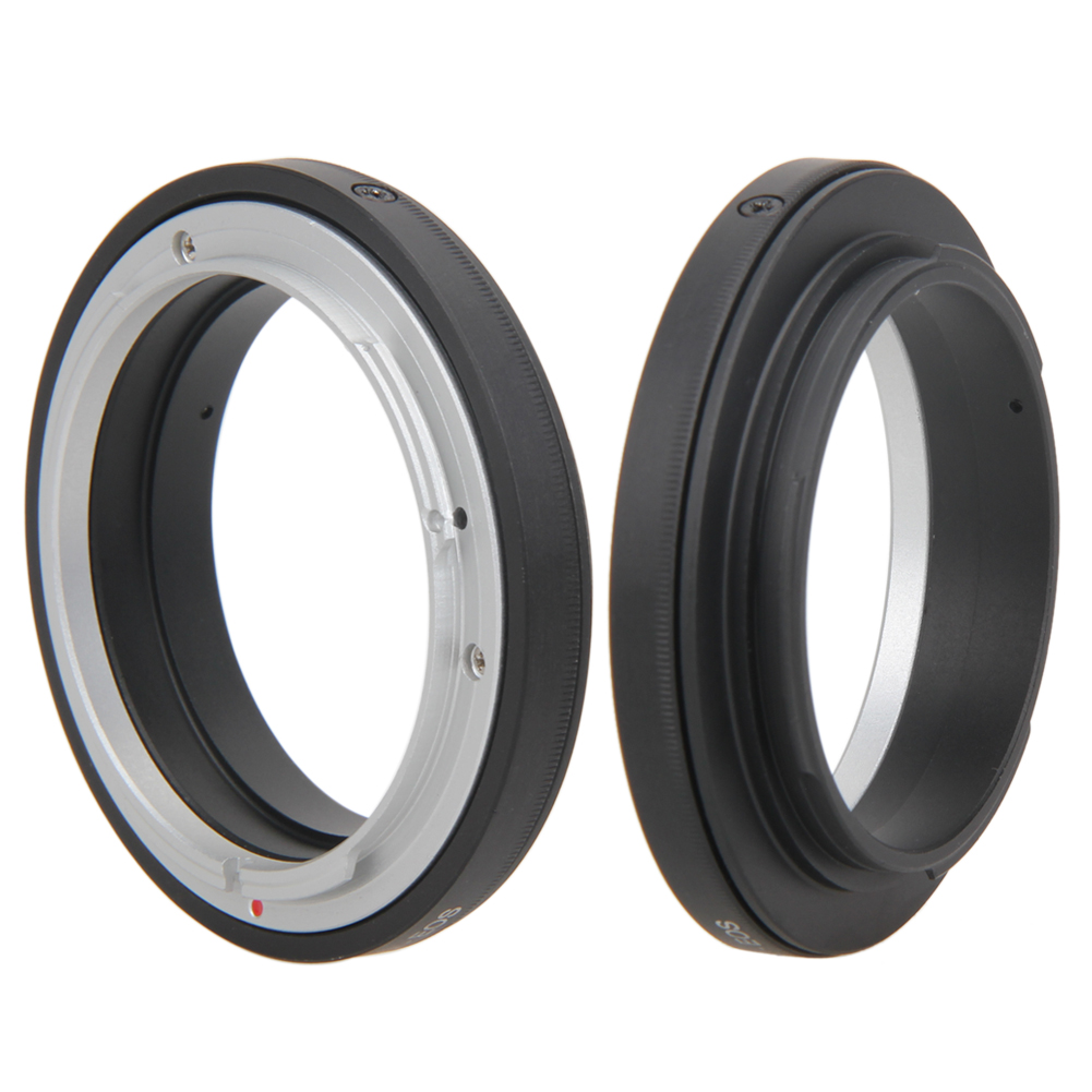 For FD-EOS Ring Adapter Camera Lens Adapter FD Lens to EF for EOS 450D 5D 550D 700D Mount No Glass for Canon EOS Mount