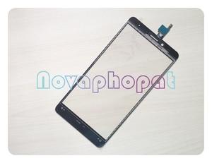 Image 2 - Novaphopat сенсорный экран в золотом цвете для Infinix Note 3 X601 сенсорный экран дигитайзер сенсор сенсорная панель стекло замена экрана