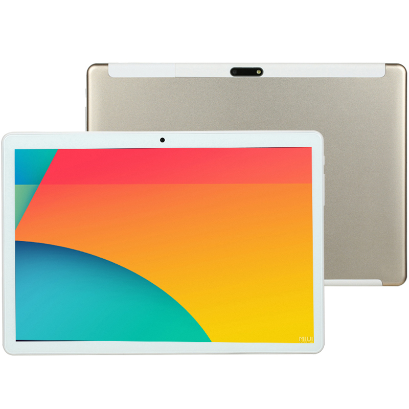 2019 Newset Google Play Android 8.0 10.1 Inch Tablet Octa Core 6GB 4GB RAM 32GB 128GB ROM 1280x800 IPS 2.5D Glass Kids Tablets