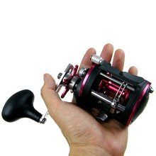 1X Huihuang 3+1BB BT20 conventional reels Trolling Reels Fishing tackle Bait Casting Fishing Reels Salt Water Reel