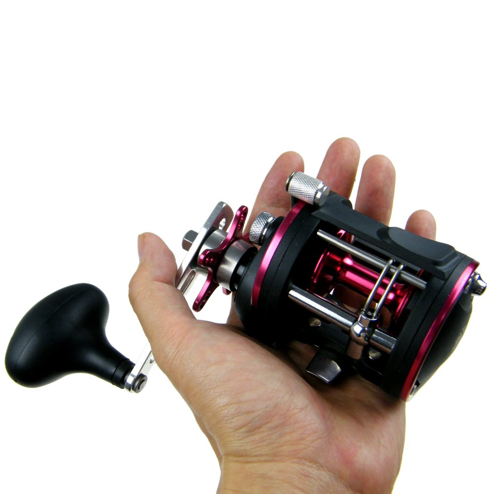 Saltwater Casting Reel Trolling Reels 5+1BB BT20/BT30 Casting Fishing Reels Freshwater Sea Ocean Boat Fishing Reels uniquefire uf 1405 cree xpe red white green led flashlight 18650 long distance torch 300 lm rechargeable battery gun mount