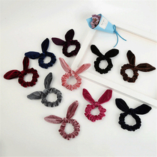 2019 New 1Pc Fashion Hot Polyester Cute Solid Ribbon Headwear Hairband Metal Wire Scarf Headband Hair Band Accessories 1pc soft lovely kids girl cute star headband cotton headwear hairband headwear hair band accessories 0 3y hot