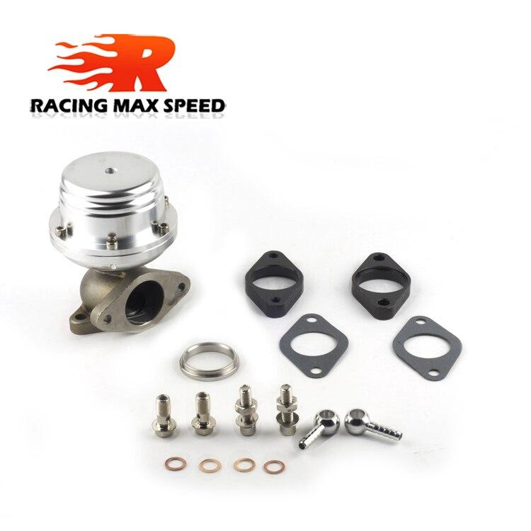 Otomobiller ve Motosikletler'ten Vanalar ve Parçaları'de Alüminyum Turbo Aktüatör 38 MM Wastegate vana kapalı darbe Max Power Auto Racing Products Co., Ltd.