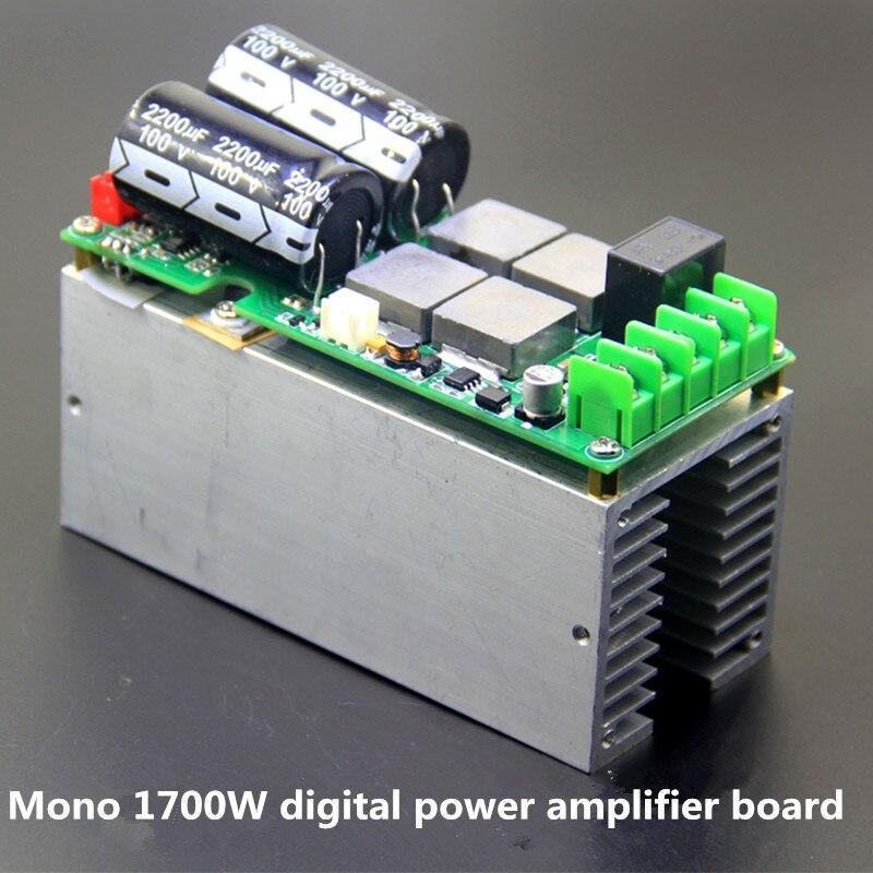 1700w hifi high power irfp4227 irs2092 class d mono digital power amplifier board stage power. Black Bedroom Furniture Sets. Home Design Ideas
