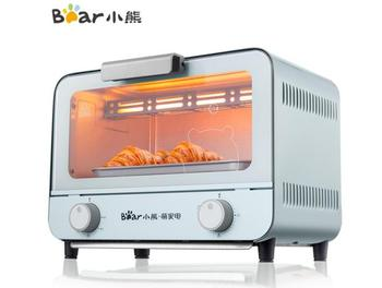 Bear Electric Oven Household Mini Cake Oven Multifunction home Baking Machine DKX-A09B1 9L DIY Grilled meat bread Breakfast