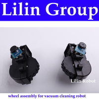 For KK8 Left Right Wheel Assembly For Vacuum Cleaning Robot 1 Pack Includes 1 Left