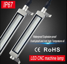 LED CNC machine tool lamp6W/1W/12W explosion-proof,grease proofing milling machine punch special-purpose lamps.freeshipping water proof grease