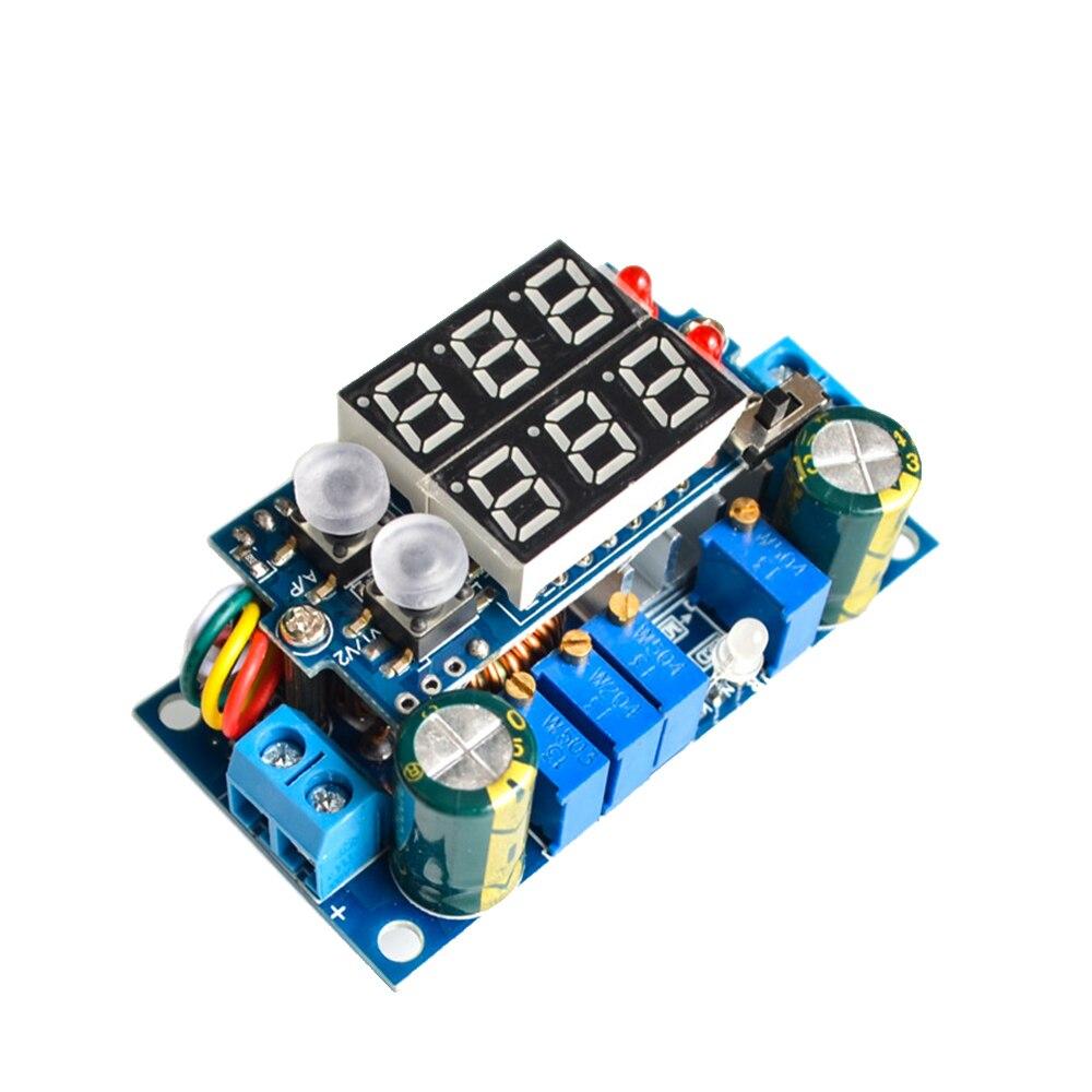 5A MPPT Solar Panel Controller DC-DC Step-down CC/CV Charging Module Display LED Regulator Controllers5A MPPT Solar Panel Controller DC-DC Step-down CC/CV Charging Module Display LED Regulator Controllers