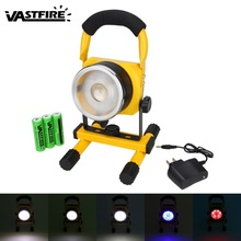 VASTFIRE LED Work Light Floodlight 3000 LM Super Bright Hand Lamp IP65 Waterproof Plug Design for Outdoor