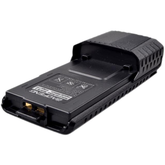 3800 mAh Prolongado Bateria De Longa Duração Para BaoFeng Rádio Em Dois Sentidos UV-5R 5R UV F8 F8 + UV-5RA UV-5RE Além DISSO